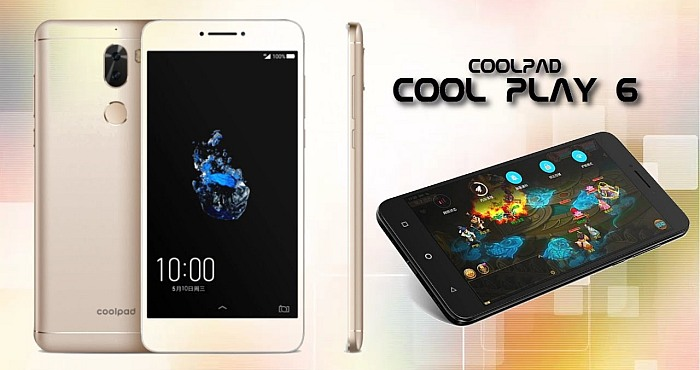 The New Coolpad Play 6 Smartphone