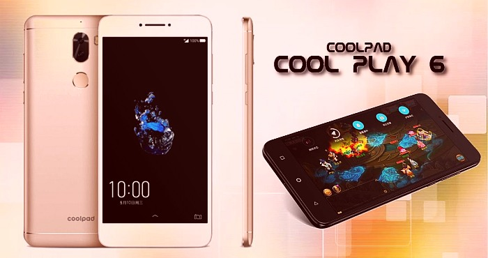 Coolpad Smartphones In India: Cool Play 6 & Cool S1 Changer